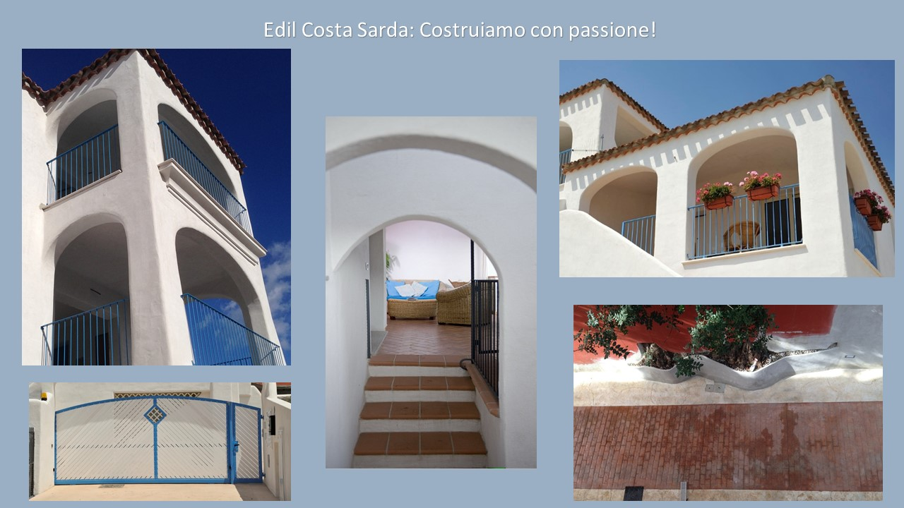 Vacanze in sardegna case e appartamenti da costruttore for Piani di fattoria con veranda