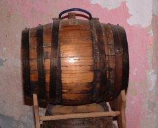 Botte per vino, cannonau sardegna