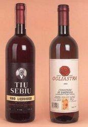 Vino di Sardegna Cannonau Vermentino