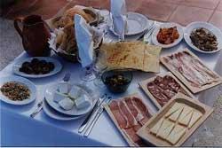 Sardegna antipasti vacanza