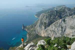 Sardegna montagne Ogliastra